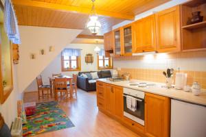 Kitchen upstairs 1
